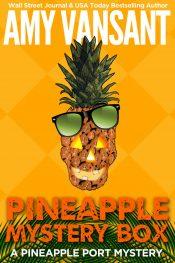 bargain ebooks Pineapple Mystery Box Cozy Mystery by Amy Vansant