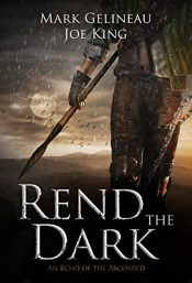 bargain ebooks Rend the Dark Action/Adventure by Mark Gelineau & Joe King