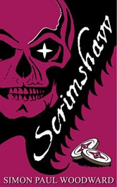 bargain ebooks Scrimshaw Horror by Simon Paul Woodward
