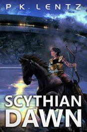 bargain ebooks Scythian Dawn: Book 1 Science Fiction by P.K. Lentz