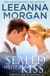 bargain ebooks Sealed With A Kiss: A Small Town Romance Contemporary Romance by Leeanna Morgan