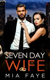 bargain ebooks Seven Day Wife Contemporary Romance by Mia Faye