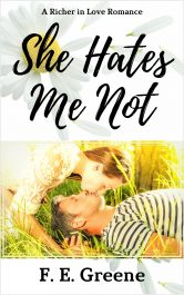 amazon bargain ebooks She Hates Me Not Contemporary Romance by F. E. Greene