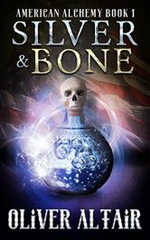 amazon bargain ebooks Silver and Bone Western Horror by Anthony Oliver Altair