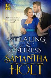 bargain ebooks Stealing the Heiress Historical Romance by Samantha Holt