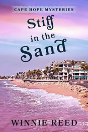 bargain ebooks Stiff in the Sand Cozy Mystery by Winnie Reed