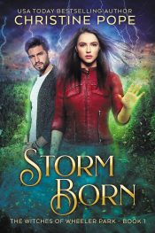 amazon bargain ebooks Storm Born Paranormal Romance by Christine Pope