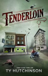 bargain ebooks Tenderloin Crime Thriller by Ty Hutchinson