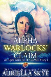 bargain ebooks The Alpha Warlocks' Claim Erotic Romance by Auriella Skye