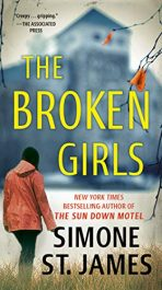 bargain ebooks The Broken Girls Horror Suspense by Simone St. James