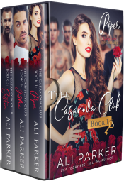 bargain ebooks The Casanova Club Box Set: Book 1-3 Contemporary Romance by Ali Parker