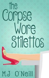 amazon bargain ebooks The Corpse Wore Stilettos Cozy Women's Sleuth Mystery by M.J. O'Neill