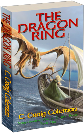 bargain ebooks The Dragon Ring Epic Fantasy by C. Craig Coleman