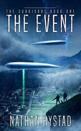bargain ebooks The Event SciFi Adventure by Nathan Hystad