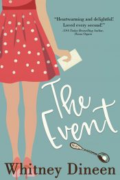 bargain ebooks The Event Chick Lit Romance by Whitney Dineen