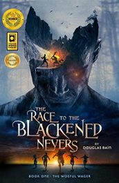 amazon bargain ebooks The Race to the Blackened Nevers Fantasy by Douglas Bain