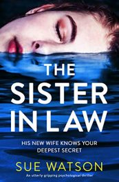 bargain ebooks The Sister-in-Law Psychological Thriller by Sue Watson