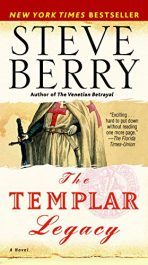 bargain ebooks The Templar Legacy Historical Fiction by Steve Berry