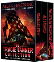 bargain ebooks The Tracie Tanner Collection: Three Complete Thriller Novels Mystery, Thriller by Julie Smith