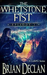bargain ebooks The Whetstone Fist: Episode 1 Fantasy by Brian K. Declan