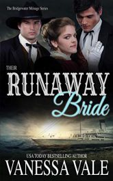 bargain ebooks Their Runaway Bride Erotic Romance by Vanessa Vale