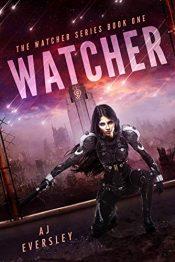 amazon bargain ebooks Watcher Science Fiction by AJ Eversley