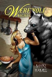 bargain ebooks Werewolf Nights Paranormal/Romantic Horror by Mari Hamill