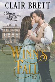 bargain ebooks Winn's Fall Historical Romance by Clair Brett