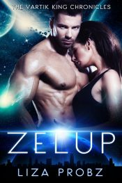 bargain ebooks Zelup SciFi Romance by Liza Probz