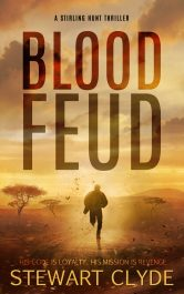 amazon bargain ebooks Blood Feud Military Thriller by Stewart Clyde