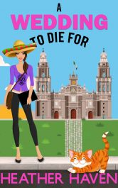 amazon bargain ebooks A Wedding to Die For: A Fun Detective Cozy Mystery by Heather Haven