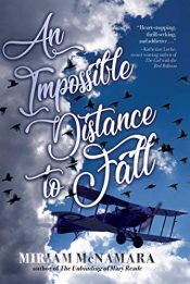 bargain ebooks An Impossible Distance to Fall Young Adult/Teen Historical Adventure by Miriam McNamara
