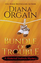 amazon bargain ebooks Bundle of Trouble Mystery by Diana Orgain