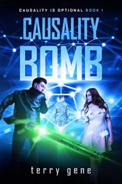 bargain ebooks Causality Bomb Science Fiction by Terry Gene