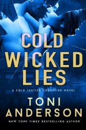 bargain ebooks Cold Wicked Lies Suspense Romance by Toni Anderson