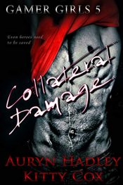 bargain ebooks Collateral Damage (Gamer Girls Book 5) Romance by Julie Smith