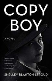 bargain ebooks Copy Boy: A Novel Historical Thriller by Shelley Blanton-Stroud