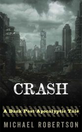 amazon bargain ebooks Crash Horror by Michael Robertson