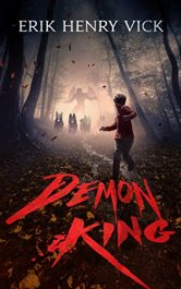 bargain ebooks Demon King Horror by Erik Henry Vick