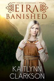 amazon bargain ebooks Eira: Banished Historical Fiction by Kaitlynn Clarkson