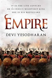 bargain ebooks Empire Historical Fiction by Devi Yesodharan