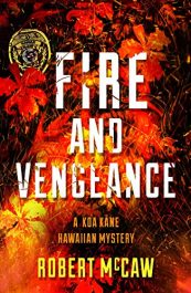 amazon bargain ebooks Fire and Vengeance Mystery by Robert McCaw