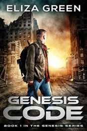 bargain ebooks Genesis Code: NEW EDITION Dystopian SciFi Thriller by Eliza Green