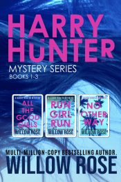 bargain ebooks HARRY HUNTER MYSTERY SERIES 1-3 Mystery Suspense Thriller by Willow Rose