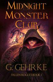 bargain ebooks Midnight Monster Club Dark Fantasy by Gerhard Gehrke