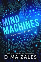 amazon bargain ebooks Mind Machines Science Fiction/Adventure by Dima Zales