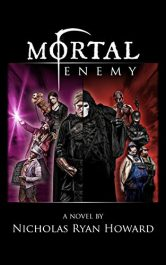 amazon bargain ebooks Mortal Enemy Science Fiction by Nicholas Ryan Howard