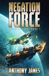 bargain ebooks Negation Force Science Fiction Action/Adventure by Anthony James