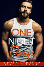 bargain ebooks One Night Flame Second Chance Romance by Beverly Evans