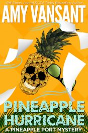 bargain ebooks Pineapple Hurricane Cozy Mystery by Amy Vansant